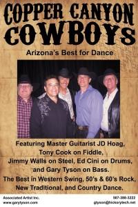 Copper Canyon Cowboys